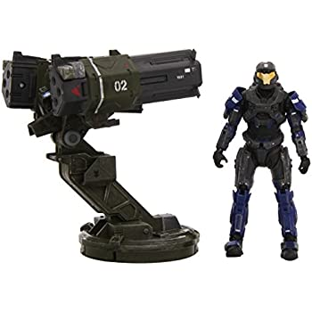 Amazon com: Halo Reach Series 5 6 Inch Scale Spartan CQB