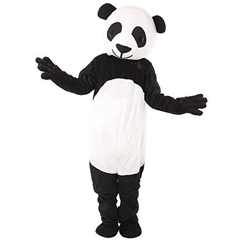 きぐるみ 大人用 パンダ 着ぐるみ コスプレ 全身 panda