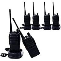 Baofeng S88 Walkie Talkie Amerteur Two Way Radio Long Range Handset(6 in Pack)