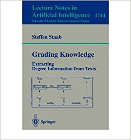 Grading Knowledge: Extracting Degree Information from Texts