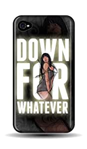 Kelly Rowland Sketch iPhone 4/4S Case