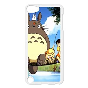 Ipod Touch 5 Phone Case My Neighbour Totoro Case Cover PP8C313645