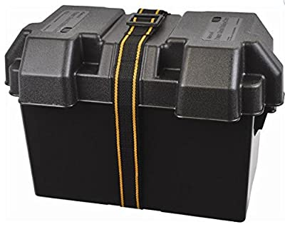 Attwood Corporation 9067-1 Power Guard 27 Battery Box