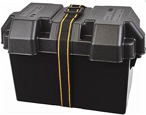 attwood Corporation 9067-1 Power Guard 27 Caja de batería: Amazon.es: Coche y moto