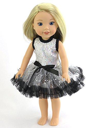 Denim 14 Inch Dress - 4