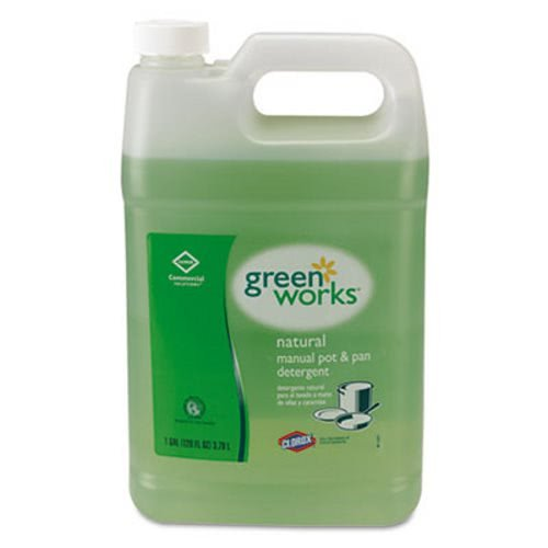 Green Works 30388CT Natural Common Solutions Pot And Pan Dishwashing Liquid Bottle (Case of 4)