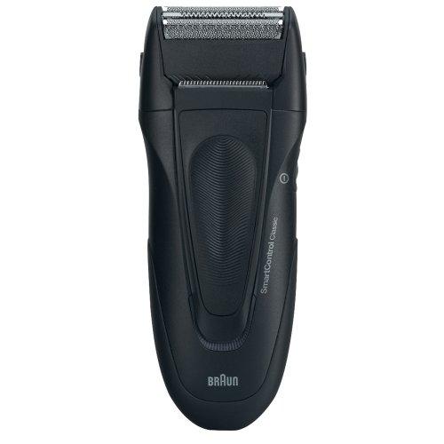 Braun SmartControl Classic Rasierer / elektrischer Rasierapparat (wasserfester Elektrorasierer), schwarz
