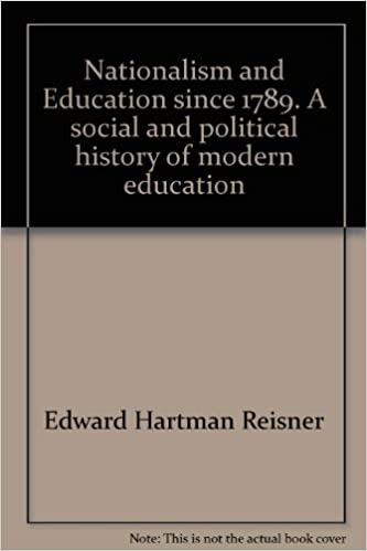 Kostenlose Torrents lädt Bücher herunter Nationalism and Education Since 1789; a Social and Political History of Modern Education PDF