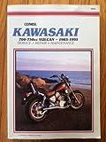 Clymer Kawasaki: 700-750Cc Vulcan 1985--1995