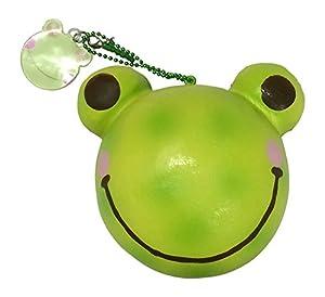 Chocolate Frog Squishy : Amazon.com: Jumbo Animal Bun Bread Series Squishy - SLOW RISE & SCENTED! (Green Tea Frog Bun ...