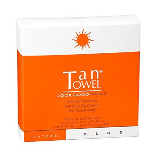 Tan Towel Application Self tan Towelette product image
