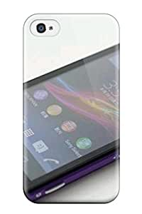 Tpu Case For Iphone 4/4s With Sony Xperia