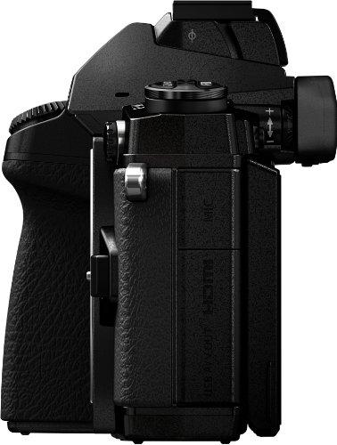 OLYMPUS ミラーレス一眼 OM-D E-M1 12-40mm F2.8 レンズキット ブラック 防塵 防滴 OM-D E-M1 12-40mmF2.8LKIT