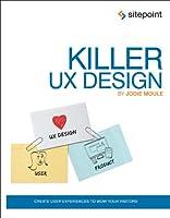 Killer UX Design Front Cover