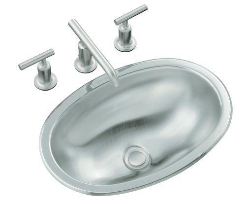 Buy stainless steel bolero bathroom sink