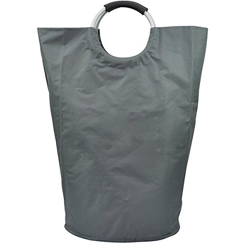 The Fine Living Company USA - Drop Your Pants Here Laundry Hamper - Premium Quality Bag with Aluminium Handles, Large 81L - 15% Bigger Than Other Bags by The Fine Living Company (Image #2)