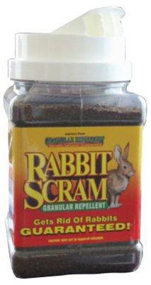 Enviro Pro 11003 Rabbit Scram Repellent Granular Shaker Can