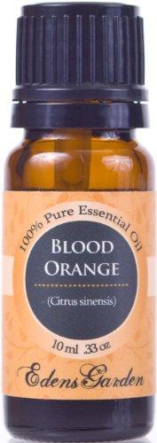 Blood Orange 100% Pure Therapeutic Grade Essential Oil-10 ml, Health Care Stuffs