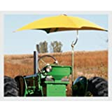 Tractor SUN SHADE UMBRELLA Multi Color-FREE SHIPPING (Red)