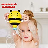 Baby Bath Toy Bee Fountain Leaking Shower Children's Beach...