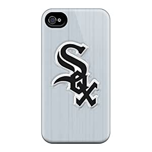 Rosesea Custom Personalized Special Design Back Chicago White Sox Phone Cases Covers For Iphone 6 wangjiang maoyi