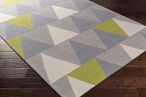Artistic Weavers HDA2398-576 HDA2398-576 Hilda Rae Rug, 5' x 7'6'' by Artistic Weavers