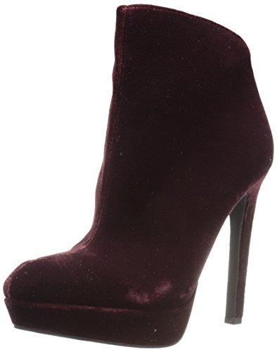 Jessica Simpson Women's Zamia Ankle Boot Rouge Noir