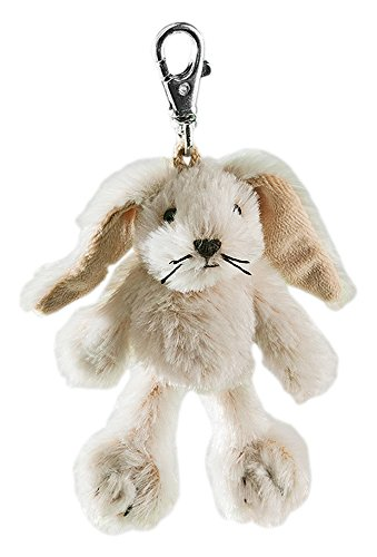 Amazon.com: Rudolph Schaffer Pepponne Hare Keyring Soft Toy ...