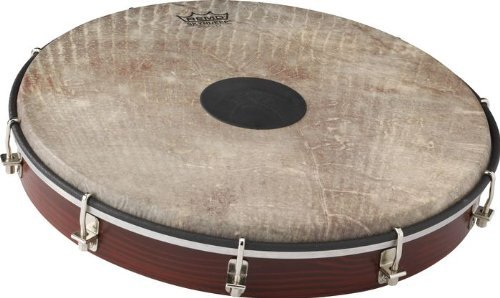Remo Tablatone Tunable 12x2 Frame Drum with Fish Skin Head