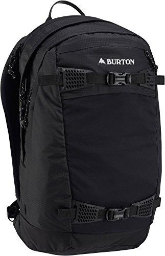 Burton Day Hiker Backpack 28L, True Black Ripstop, One Size/28L