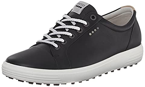 ECCO Women's Casual Hybrid Sport Golf Shoe, Black, 38 EU/7-7.5
