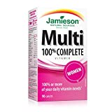 Jamieson 100% Complete Multivitamin for Women