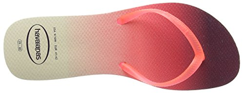 Flat 8624 Sunset Donna beige Infradito Rosa coral Havaianas Cyber q8ETwP