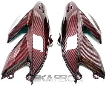 2008-2012 Ducati Hypermotard 796 1100 Carbon Fiber Front Fender s