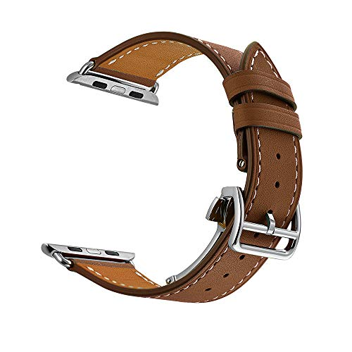 Accessory for Apple Watch Series 4 Halloween Hot Sale!!Kacowpper eather Watch Band Replacement Wrist Straps Bracelet for Apple Watch 38MM 40MM/42MM 44MM