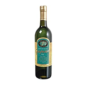 Napa Valley Naturals Grapeseed Oil - High in Vitamin E - Kosher - Case of 12 - 25.4 Fl oz.