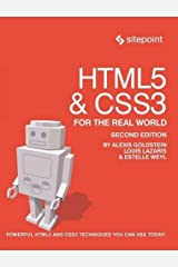 HTML5 & CSS3 For The Real World: Powerful HTML5 and CSS3 Techniques You Can Use Today! Paperback