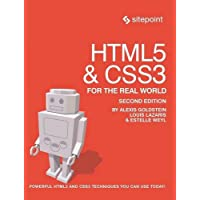 HTML5 & CSS3 for the Real World: 2nd Edition ($30 Value) Deals