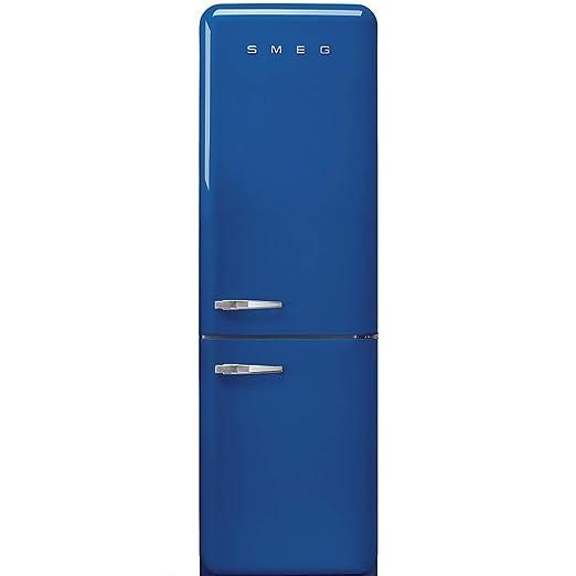 Smeg FAB32RBE3 nevera y congelador Independiente Azul 331 L A+++ ...
