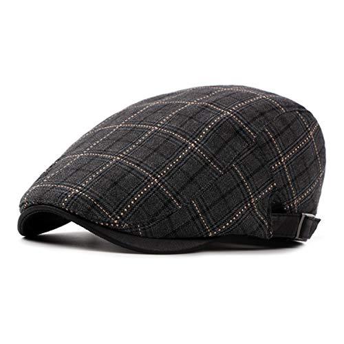 de Delantero B qin la de del Sombrero de la GLLH la sección Lengua de Moda Hombres Fino Sombrero hat la la del los de Sombrero de Boina del Brote B Sombreros señora Pato Hwq6AdOw