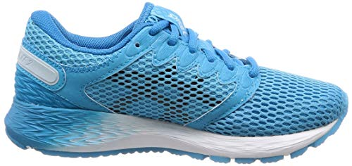 Para Asics Zapatillas Roadhawk Mujer Azul Running 2 Ff De 1Sx1rq