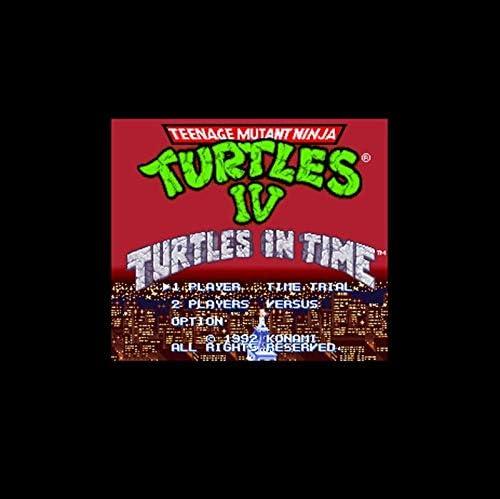 Amazon.com: Teenage Mutant Ninja Turtles IV - Turtles in ...