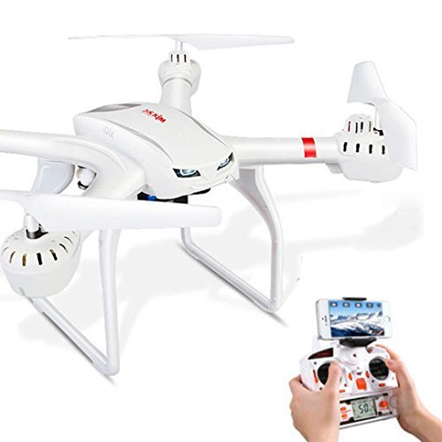 ONEMORES(TM) MJX X101 2.4G 3D Roll FPV Wifi RC Quadcopter Drone Helicopter 6-Axis Toy by ONEMORES