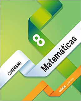 MATEMAT.CUAD.8 2014 TALANT.E.P.3 EDEBE: Obra Colectiva Edebé: 9788468314501: Amazon.com: Books
