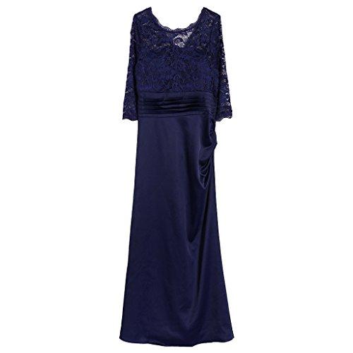blue anarkali dress - 6