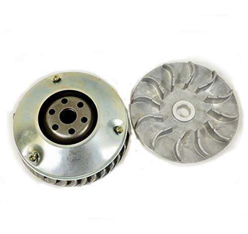Honda Helix Scooters - CLUTCH VARIATOR PRIMARY DRIVE Compatible with HONDA HELIX CN250 ELITE CH250 CF250 Moped SCOOTER.