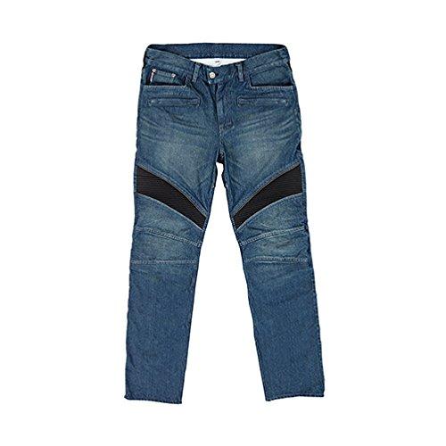 Joe Rocket Men's Accelerator Denim Jean (Blue, Size 40) ()