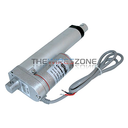 "UPC 715547626834, Xscorpion XLA04 Heavy Duty 12 Volt 12V DC 100lbs Push/Pull 4"" Linear Actuator"