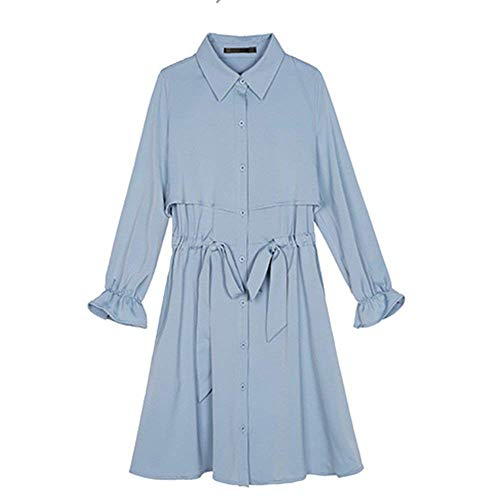 Windbreaker Fit Fashion Cappotto Giovane Autunno Primaverile Solidi Donna Slim Bavero Giacca Manica Lunga Outwear A Casual Trench Colori Eleganti OvnCqpBIxx