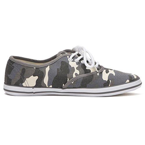 Basses Perm Shoes Gris Reservoir Baskets Shoes Reservoir Unies Mixte xCqIFWTw0